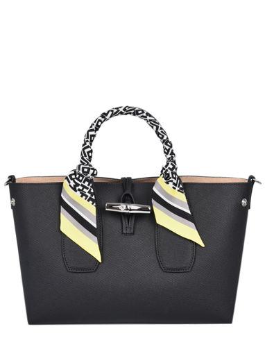 Longchamp Autres lignes Scarf Black