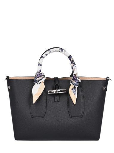 Longchamp Autres lignes Scarf Blue
