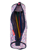 Trousse 1 Compartiment Kickers Rose premium 648680-vue-porte