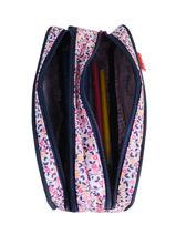 Pencil Case 2 Compartments Kickers Pink premium 668680-vue-porte