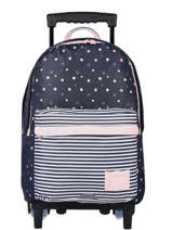 Wheeled Backpack Tann's fantaisie fille 73282