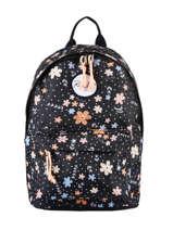 Backpack Mini Rip curl Black floral LBPRP4F2