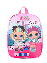 Backpack 1 Compartment Lol Pink surprise 99747LOL