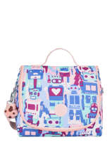 Sac Gouter 1 Compartiment Kipling Multicolore back to school 15289