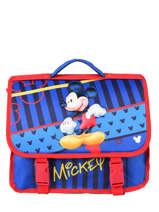 Backpack Mini Mickey Blue stripe MICEI06
