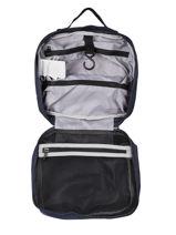 Toiletry Kit Quiksilver Black luggage QYBL3181-vue-porte