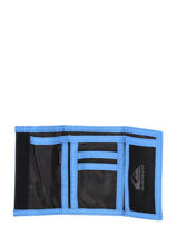 Wallet With Velcro Strip Quiksilver Blue youth access QYAA3963-vue-porte