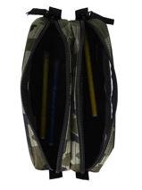 Trousse 2 Compartiments Quiksilver Noir youth access 939-QBAA3028-vue-porte
