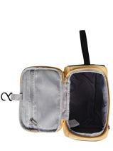 Toiletry Kit Quiksilver Yellow luggage QYBL3165-vue-porte
