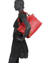Sac Porte Epaule Alfred Miniprix Red alfred 3021-vue-porte
