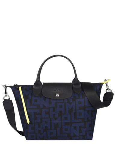 Longchamp Le pliage lgp Handbag Blue