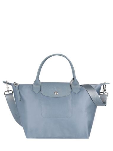 Longchamp Le pliage neo Handbag Blue