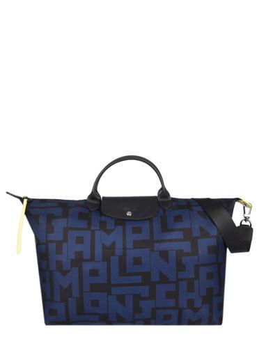 Longchamp Le pliage lgp Travel bag Black