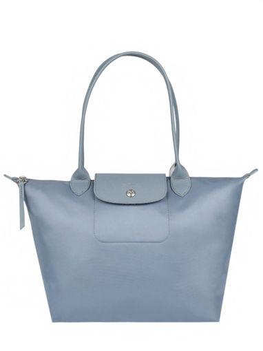 Longchamp Le pliage neo Besaces Bleu