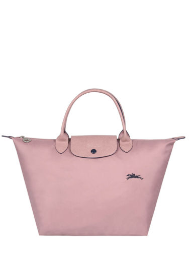 Longchamp Le pliage club Sacs porté main Rose