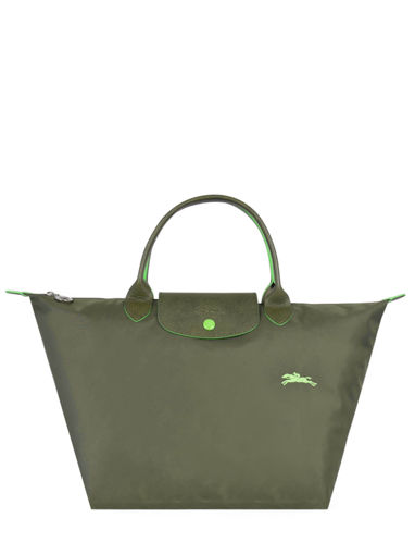 Longchamp Le pliage club Handbag Green