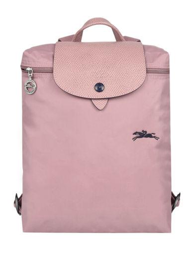 Longchamp Le pliage club Sac à dos Rose