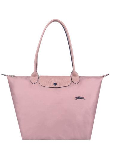 Longchamp Le pliage club Besaces Rose