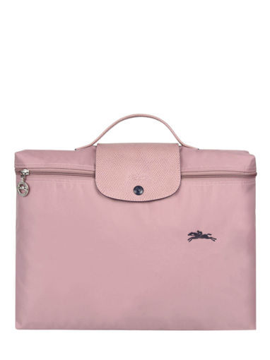 Longchamp Le pliage club Serviette Rose