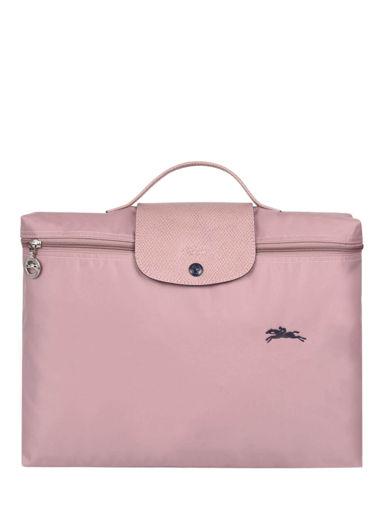 Longchamp Le pliage club Serviette Rose