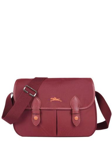 Longchamp Le pliage club Hobo bag Red