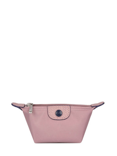 Longchamp Le pliage club Coin purse Pink