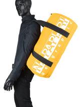 Travel Bag Bering Napapijri Yellow bering NOYHMQ-vue-porte