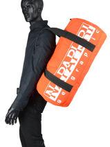 Travel Bag Bering Napapijri Orange bering NOYHMQ-vue-porte