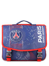 Cartable 2 Compartiments Paris st germain Bleu ici c'est paris 203P203S