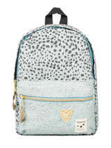 Sac à Dos Growl 1 Compartiment Kidzroom Bleu growl 9992