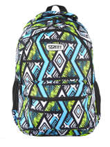 Backpack Vipe 2 Compartments Street Yellow street VIPE