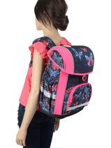 Backpack 1 Compartment Sky junior SKYA03-vue-porte