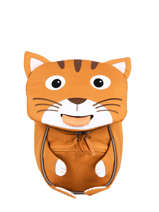 Backpack Affenzahn Brown small friends FAS1