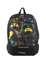 Backpack Mini Lego Black ninjago 10