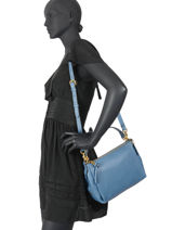 Leather Shay Crossbody Bag Coach shay 601-vue-porte