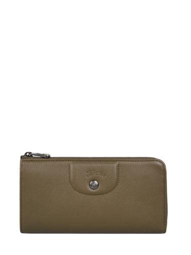 Longchamp Le pliage cuir Portefeuilles