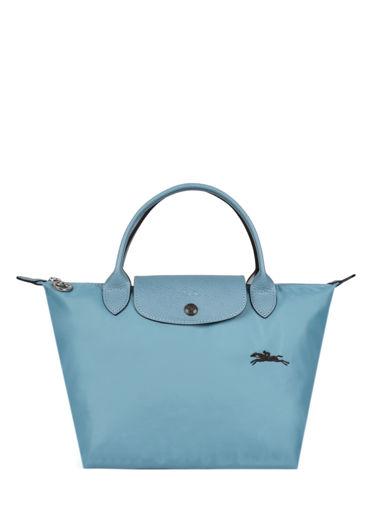 Longchamp Le pliage club Handbag Blue