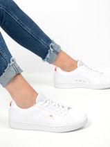 Sneakers in leather-ELLESSE-vue-porte