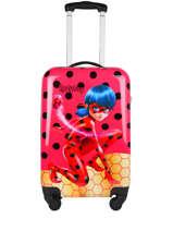 Hardside Luggage Tales Of Ladybug Miraculous Red tales of ladybug 109896LB