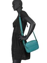Crossbody Bag Serena Hexagona Green serena 586379-vue-porte
