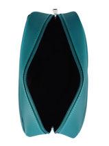 Toiletry Case Serena Hexagona Green serena 586443-vue-porte