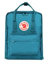 Backpack Kånken 1 Compartment Fjallraven Blue kanken 23510