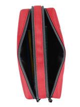 Trousse 2 Compartiments Pol fox Rouge garcon GT2-vue-porte
