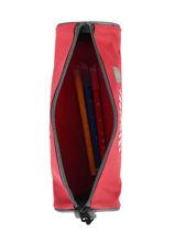 Trousse 1 Compartiment Pol fox Rouge garcon GT1-vue-porte