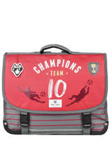 Cartable 2 Compartiments Pol fox garcon GCA41