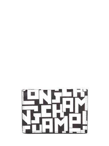 Longchamp Le pliage lgp Portefeuilles Noir