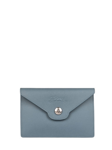 Longchamp Le pliage neo Bill case / card case Blue
