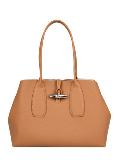 Longchamp Roseau Hobo bag Brown