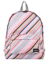 Backpack Sugar Baby 1 Compartment Roxy Multicolor back to school RJBP4154