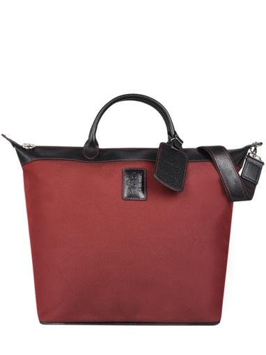 Longchamp Boxford Sacs de voyage Rouge
